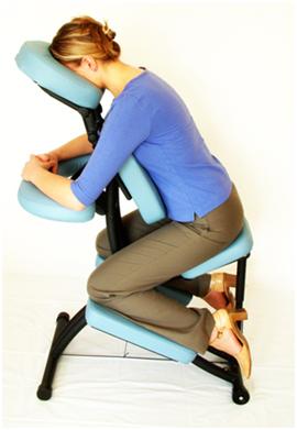 Connecticuts best chair massage