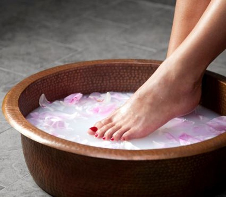 foot bath massage west hartford