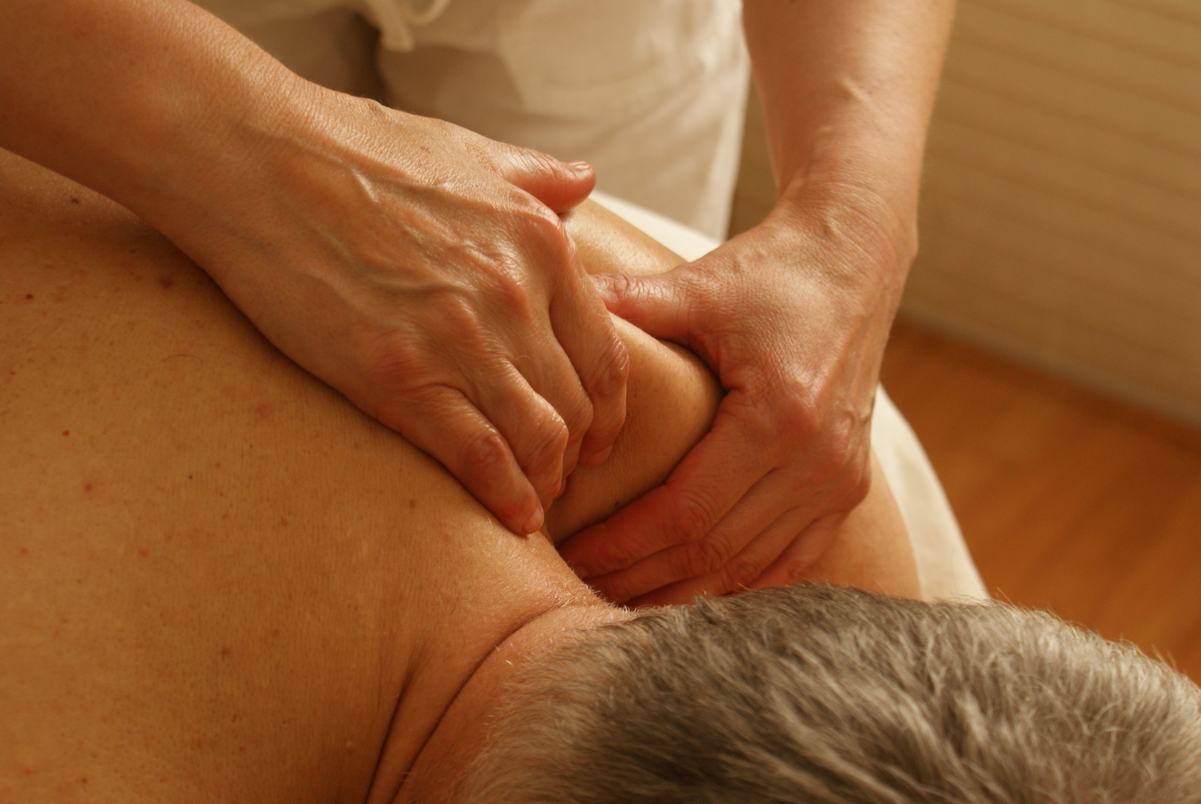 deep tissue pain relief massage in West Hartford Center
